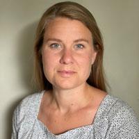 Ingrid Viklund Ros, arbetsmarknadsanalytiker på Arbetsförmedlingen